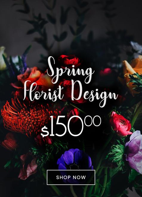 $150 Spring Designers Choice