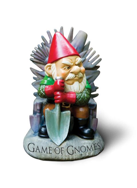 The Game Of Gnomes Garden Gnome