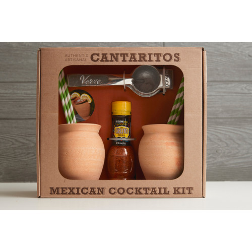 Cantaritos Kit - Just Add Tequila