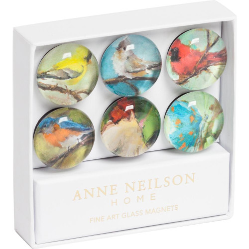 Glorified Magnets By Anne Nielson