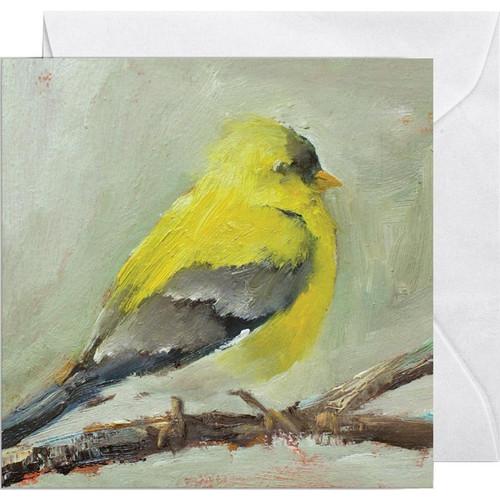 Songbird Enclosure Card By Anne Nielson