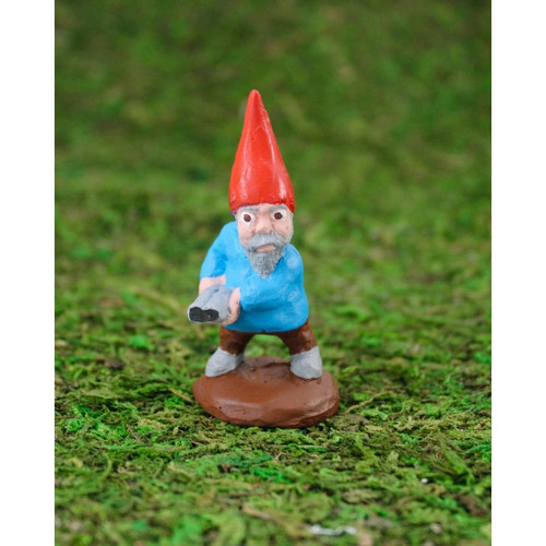 Quentin the Quarrelsome - Pocket Zombie Gnomes