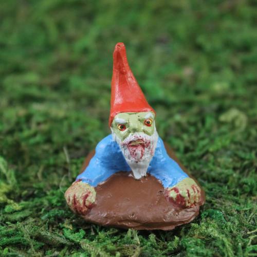 Grumpy Gary - Pocket Zombie Gnomes