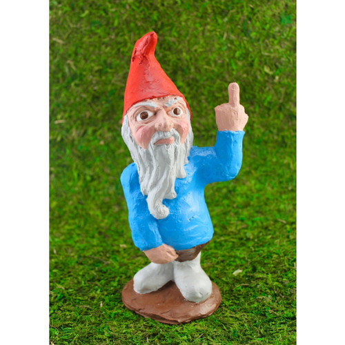 Not So Timid Tim - Zombie Gnomes