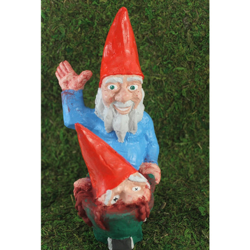 Psycho Pete - Zombie Gnomes