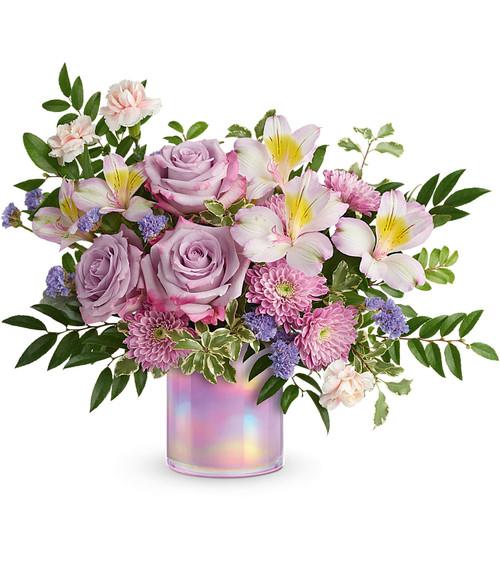 Shimmering Spring Bouquet