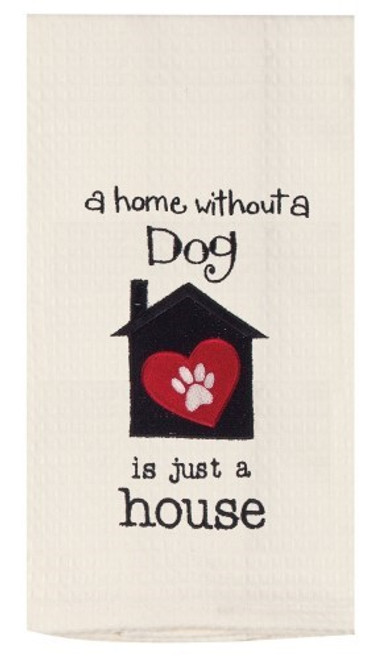 """""""A home without  a dog is just a house!"""" by Kaydee Designs"""