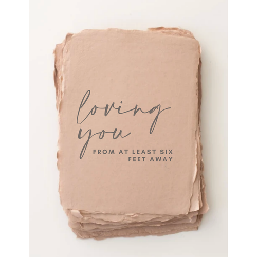 Notes of Love and Encouragement Printed on Handmade Paper