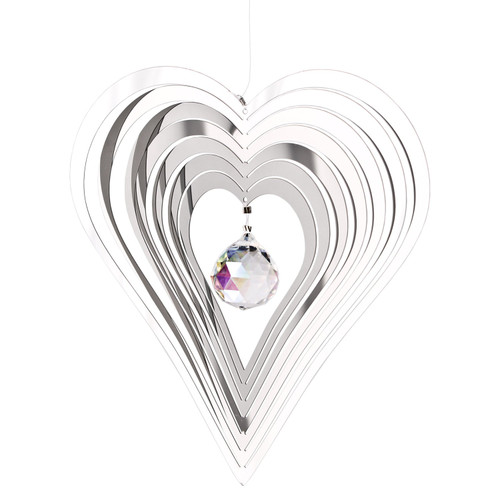 Woodstock Shimmers™ - Crystal, Heart
