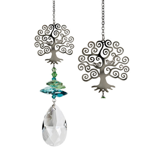 Crystal Fantasy by Woodstock - Tree of Life