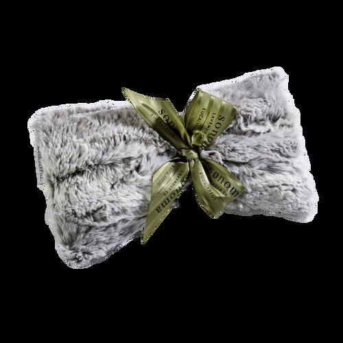 Spa Mask - Eucalyptus Silver Fox Circle by Sonoma Lavender
