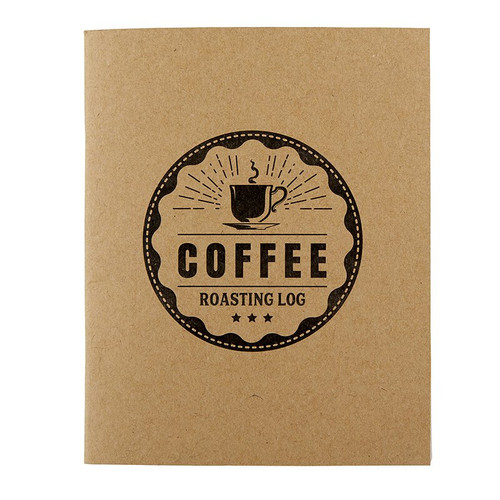 Coffee Roasting Log Book