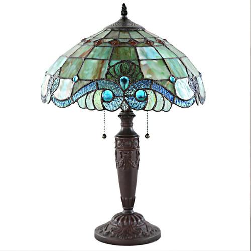 Waterfall Table Memorial Lamp