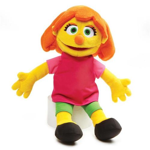 "14""  Sesame Street Julia  ~ Plush  by GUND"