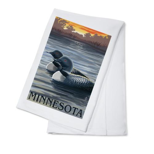 TOWEL Minnesota Loons