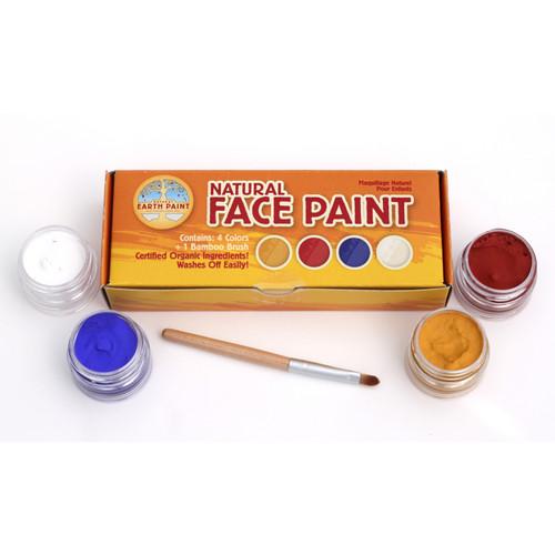 Mini Natural Face Paint Kit