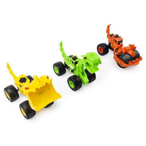Monster Jam - Dirt Squad Monster Truck ~Ages 4+