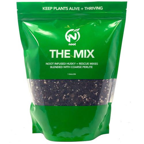 The Noot Mix - Premium Soil for Houseplants, Orchids & Terrariums