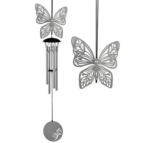 Flourish Chime by Woodstock- Butterfly