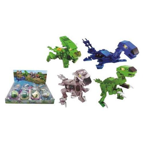 Mini Builder Dinosaur Set