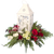 Custom Made-Holiday Beacon of Light Centerpiece- MSP Delivery ONLY