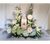 Sample with addtional $100 For the Floral Design