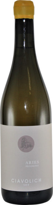 Aries, Pecorino Colline Pescaresi (2019, 750ml)