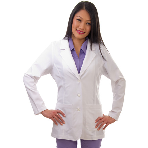 371 Excel 4-Way Stretch Collared Jacket