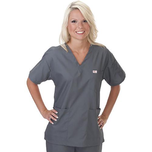 Shown in Slate. Model is wearing size XSmall.