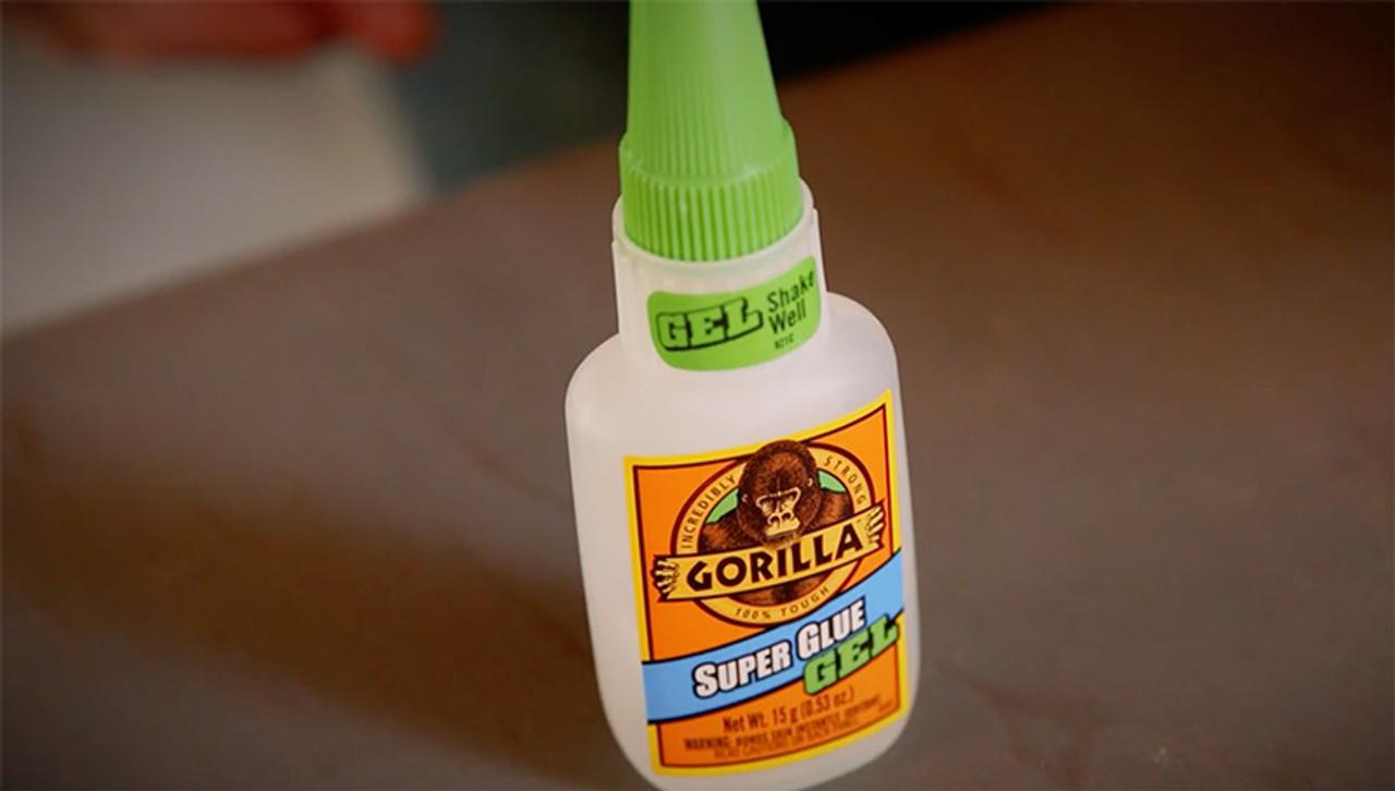 Gorilla Glue 7600103 - Super Glue Gel (15 Gram) - Product shot