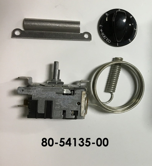 U-Line 80-54135-00 - Control Assembly W/Knob