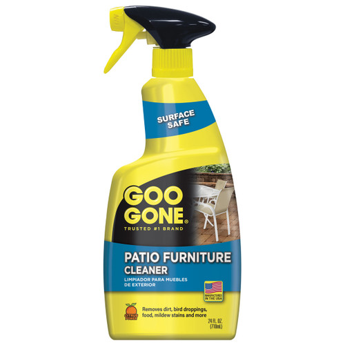 2107A - Patio Furniture Cleaner, 24 oz. Trigger - Front