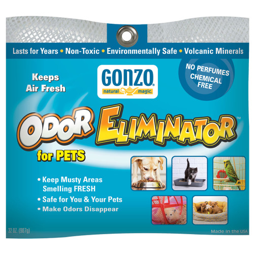 Gonzo 1014D - Natural Magic Odor Eliminator for Pets 32 oz. - Front