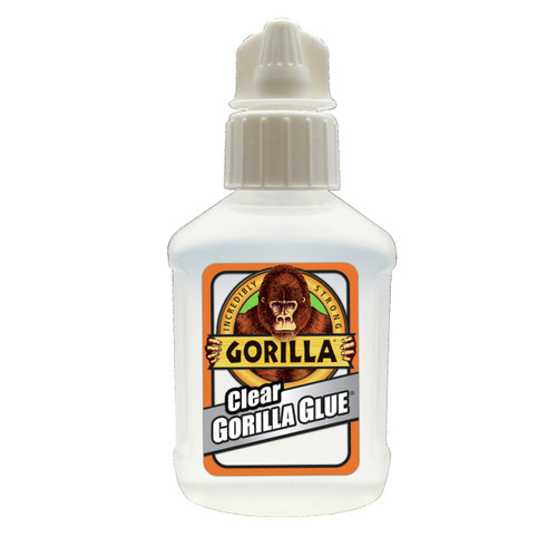 Gorilla Glue 4500102 - Clear Glue (1.75 Oz.)