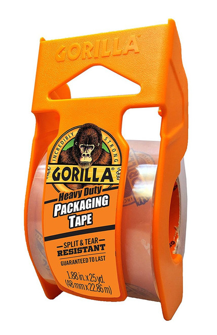 Gorilla Glue 6034002 - Packing Tape (25 Yd.)