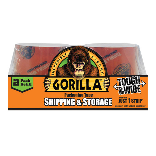Gorilla Glue 6030402 - Packing Tape (30 Yd.)