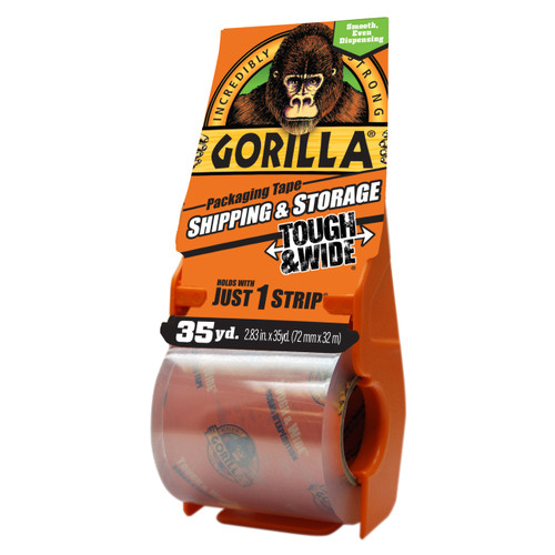 Gorilla Glue 6045002 - Packing Tape (35 Yd.)