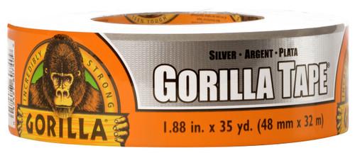 Gorilla Glue 6074001 - Silver Tape (35 Yd.)