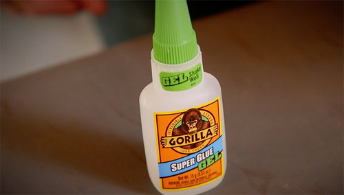 Gorilla Glue 7600103 - Super Glue Gel (15 Gram) - Product shot