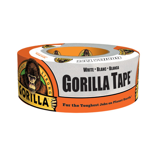 Gorilla Glue 6010002 - White Tape (10 Yd.)