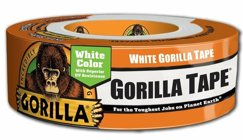 Gorilla Glue 6025001 - White Tape (30 Yd.)