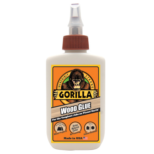 Gorilla Glue 6202003 - Wood Glue (4 Oz.)
