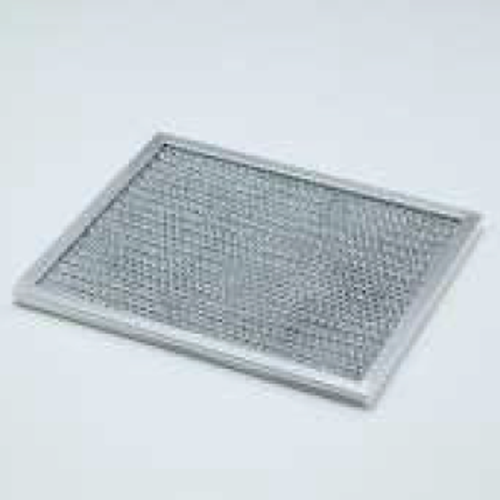 American Metal Filters RHP0401 - 4-1/8 X 25-1/8 X 3/8, W/VELCRO