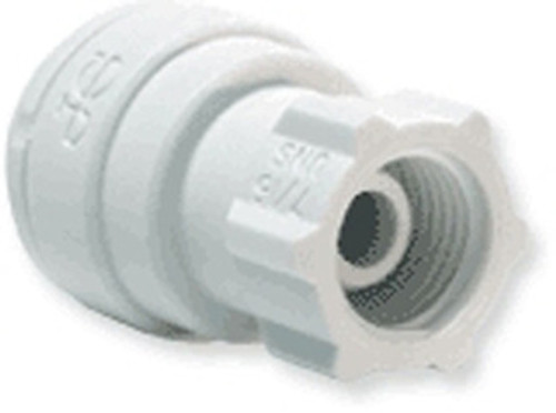 "John Guest PP3208U7W - Faucet Connector 3/8"" Tube"
