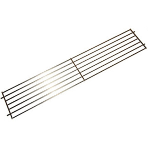 Music City Metals 02345 - Chrome Steel Warming Rack for Weber Genesis 1000