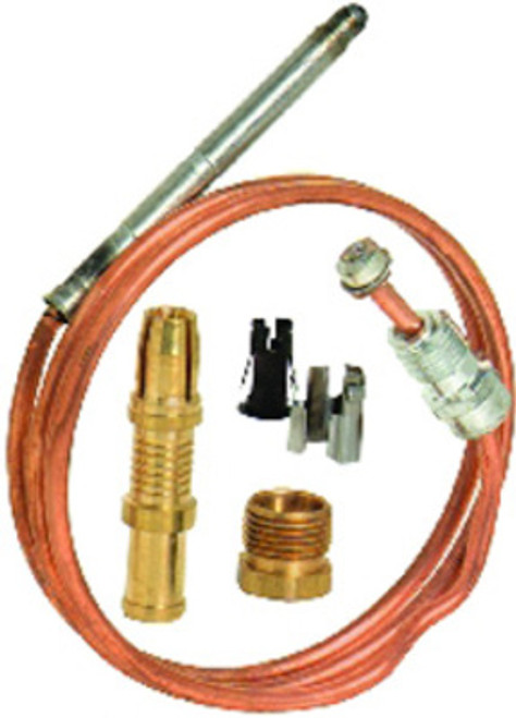"""Robertshaw 1980-024 - 24"""" Universal Thermocouple 1980 Series Snap-Fit"""