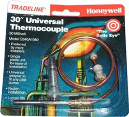 """Robertshaw 1980-030 - 30"""" Universal Thermocouple 1980 Series Snap-Fit"""