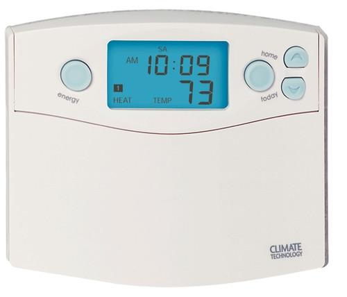 CTC 43355 - Programable Electronic Digital Setback Thermostat