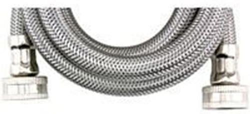EZ Flo 640356 - Stainless Steel Washing Maching Fill Hose 5'