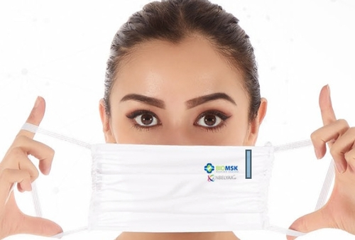 BIOMSK - Reusable Cloth Facemask with NBELYAX® Nanomolecules